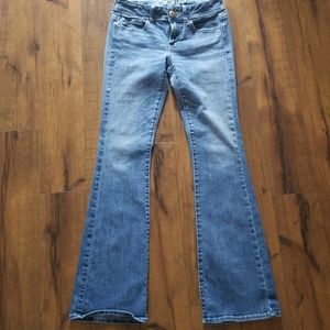 AEO BOOT CUT JEANS